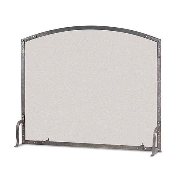 Old World Arch Fireplace Screen image number 0