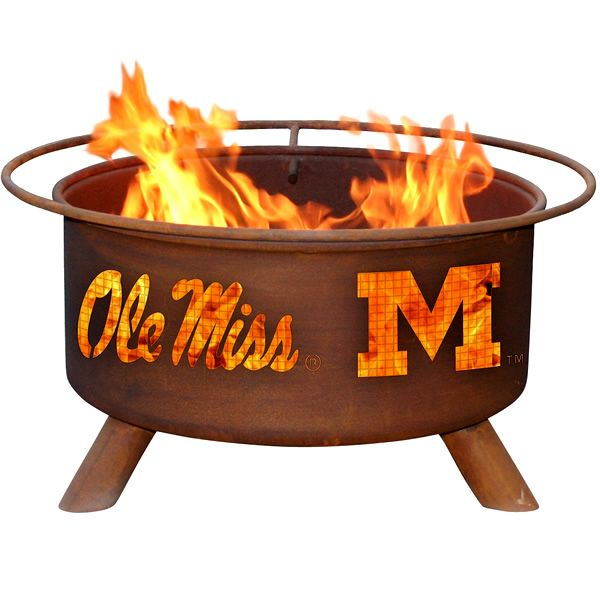 Ole Miss Fire Pit image number 0