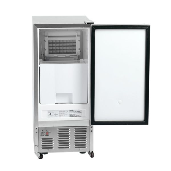 Orien USA FS-50IMOD Outdoor Stainless Steel Ice Maker image number 1