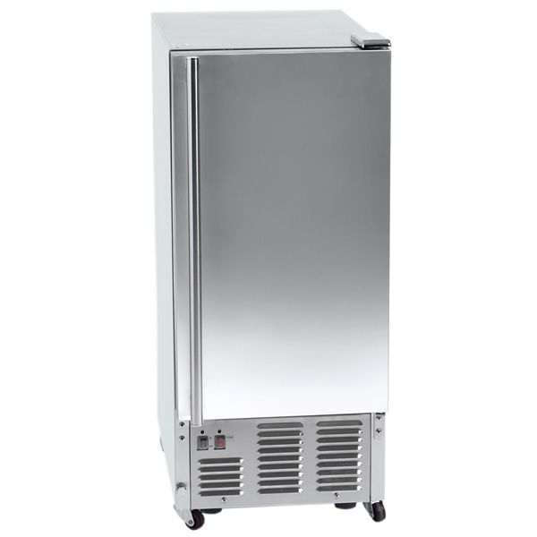 Orien USA FS-50IMOD Outdoor Stainless Steel Ice Maker image number 0