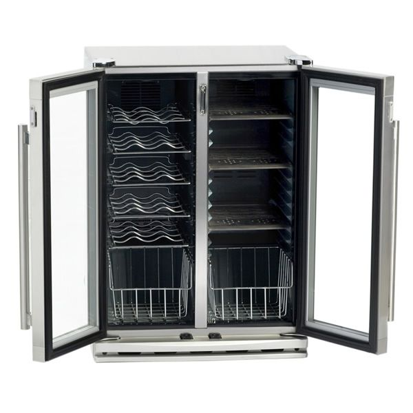 Orien USA FSB-245OD Outdoor Stainless Steel Beverage Center image number 1