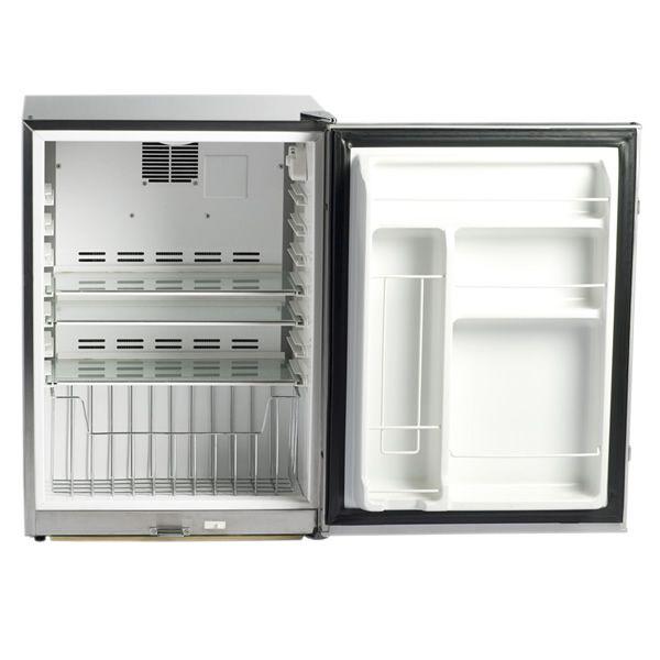 Orien USA FSR-24OD Outdoor Stainless Steel Refrigerator image number 1