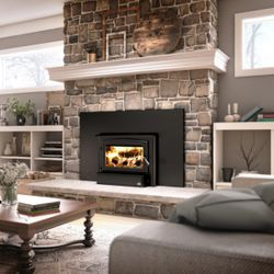 Osburn 1700 Wood Fireplace Insert