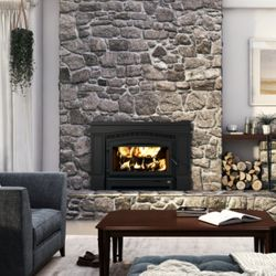 Osburn Matrix 2700 Wood Fireplace Insert