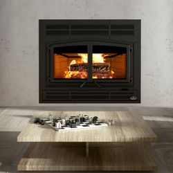 Osburn Horizon Wood Burning Fireplace