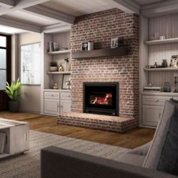 Osburn Inspire 2000 Wood Fireplace Insert