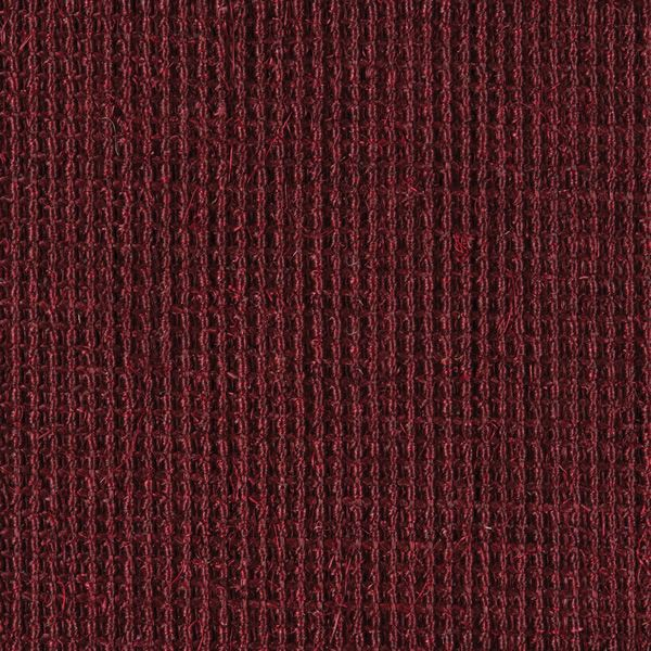 Oxblood Sunset Natural Sisal Half Round Rug image number 1