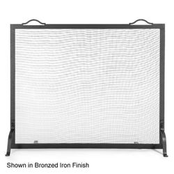 "Oxford Fireplace Screen - 44"" x 34"""