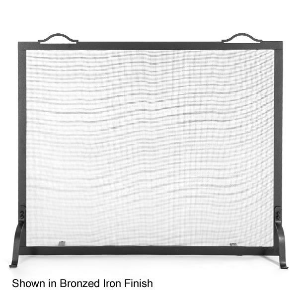"""Oxford Fireplace Screen - 39"""" x 31"""" image number 0"""