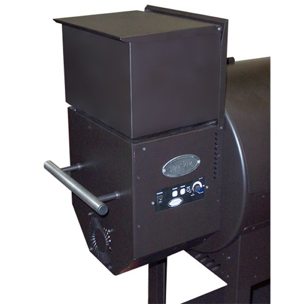 Louisiana Grills Hopper Extension - 30lbs image number 0