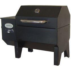 Louisiana Grills TG 300 Tailgater Wood pellet Grill Black