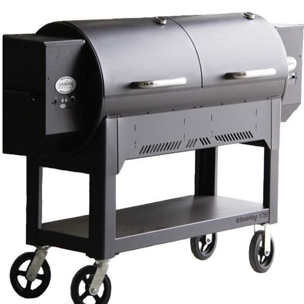 Louisiana Grills WH 1750 Whole Hog Wood Pellet Grill image number 0
