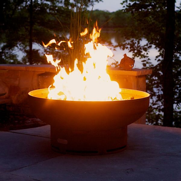 Low Boy Gas Fire Pit image number 1