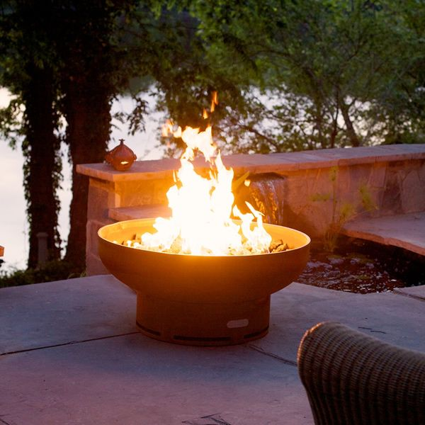 Low Boy Gas Fire Pit image number 2