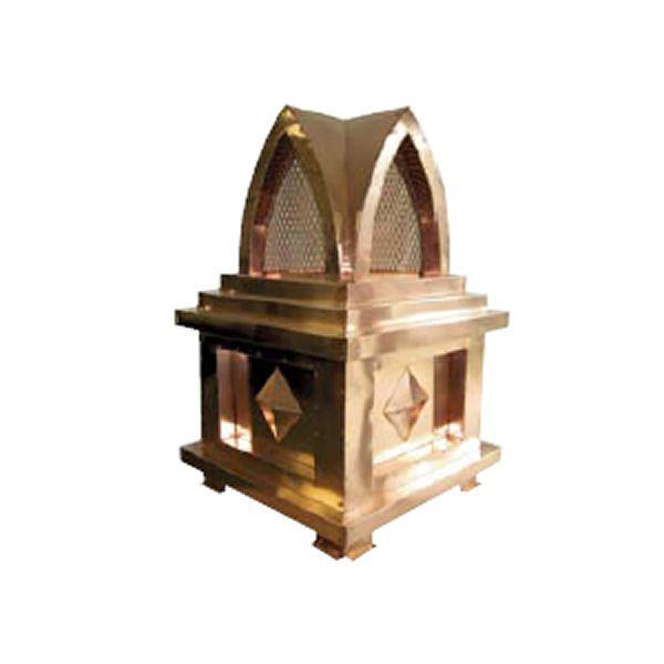 La Jolla Custom Chimney Pot image number 0