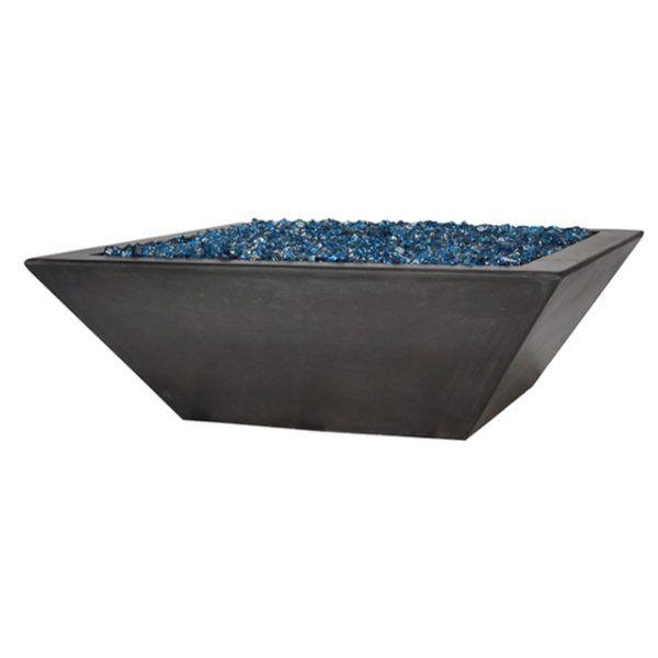 La Palma Concrete Fire Bowl image number 0