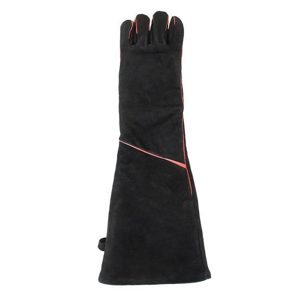Ladies' Long Suede Hearth Gloves image number 1