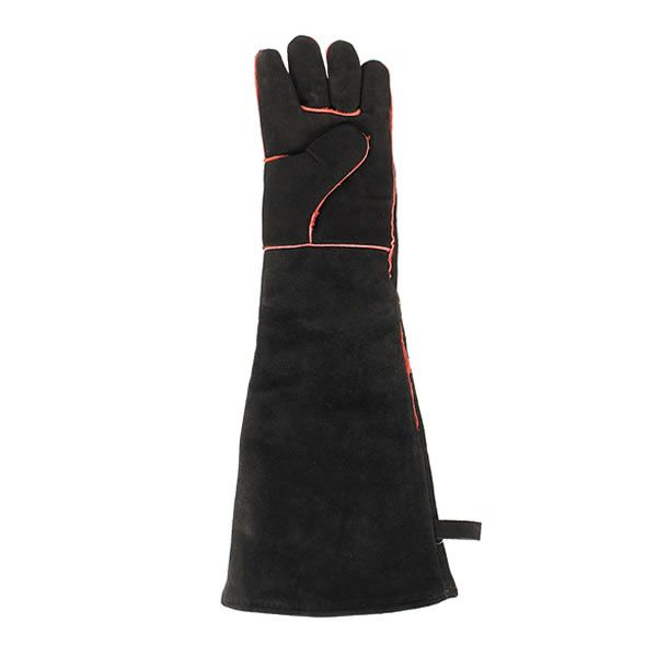 Ladies' Long Suede Hearth Gloves image number 2