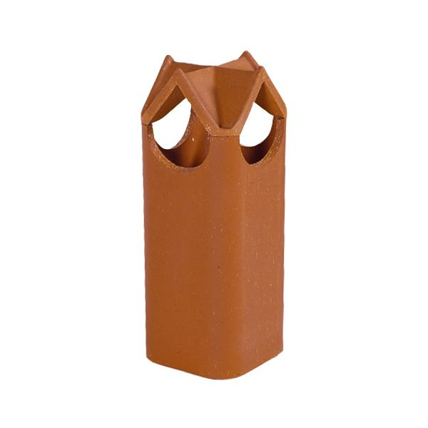 Sandkuhl Large Dry Top Clay Chimney Pot image number 0