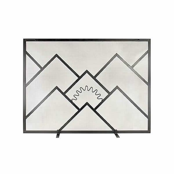"""Large Fireplace Screen - 44"""" x 33"""" image number 0"""