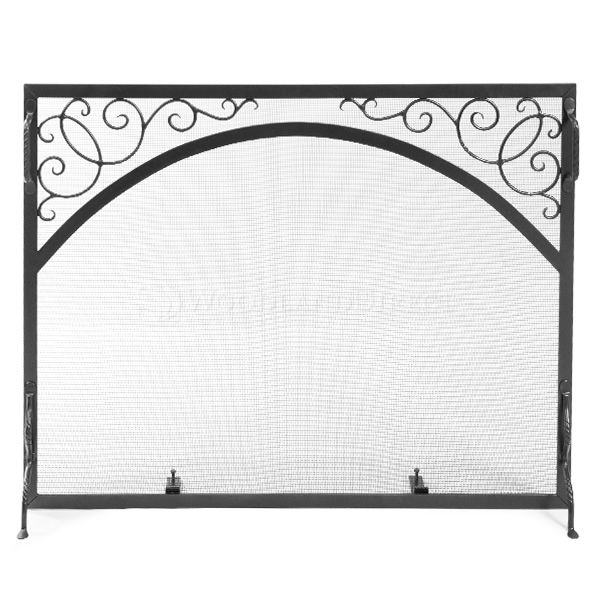 """Sterling Single Panel Fireplace Screen - 44"""" x 33"""" image number 0"""