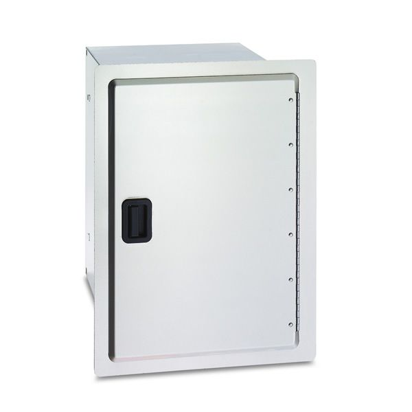 Fire Magic Legacy Single Door with Dual Drawers image number 0