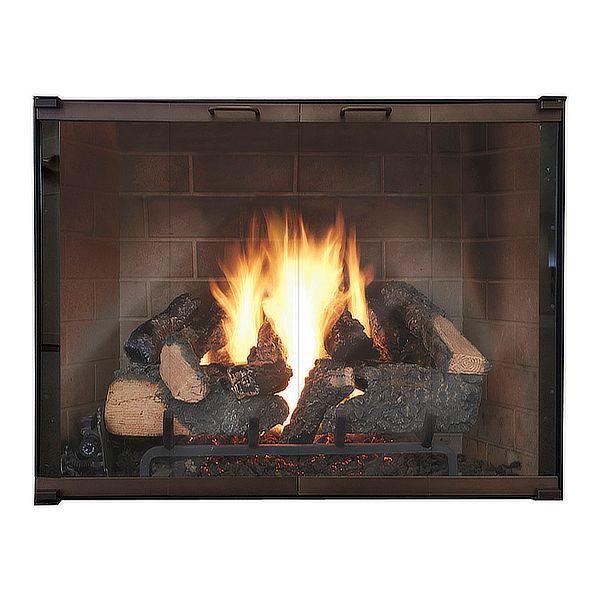 Legend Elite Masonry Fireplace Glass Door image number 0