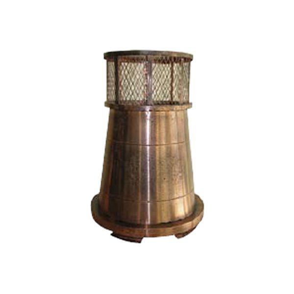 Lighthouse Custom Chimney Pot image number 0