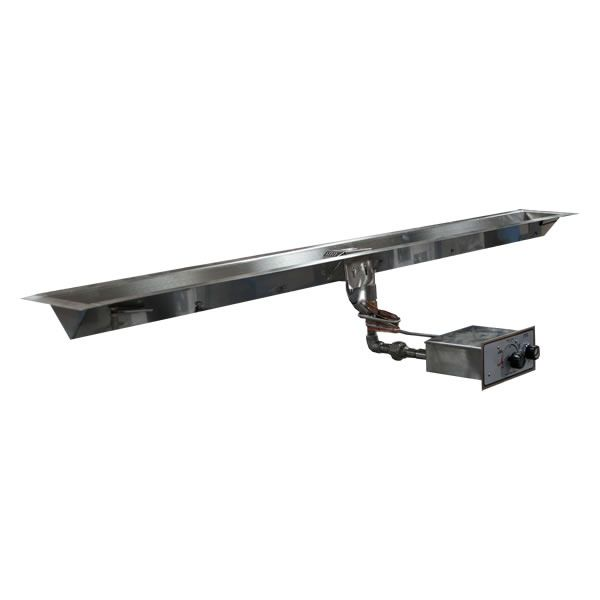 """Linear Trough Gas Fire Pit System with Manual Ignition - 72"""" image number 0"""