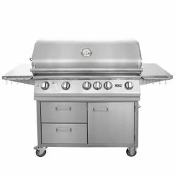 Lion L90000 Cart-Mount Gas Grill - 40""