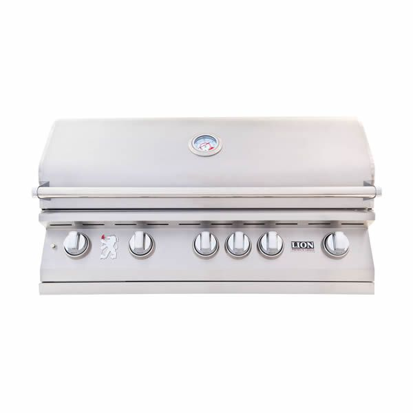 """Lion L90000 Built-In Gas Grill - 40"""" image number 0"""