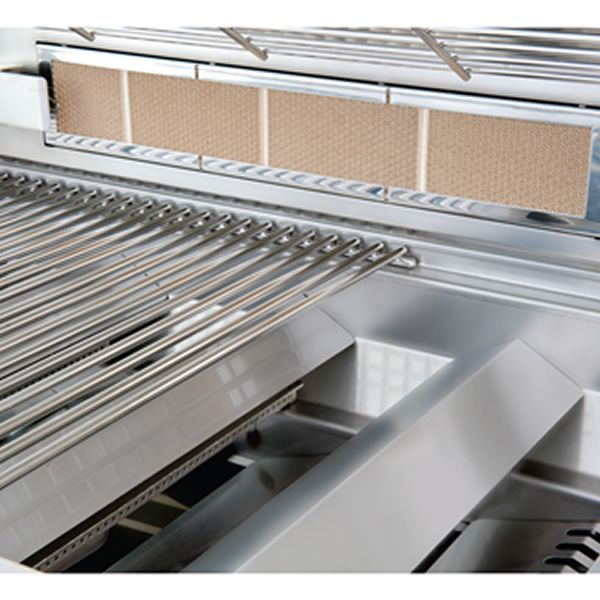 """Lion L90000 Built-In Gas Grill - 40"""" image number 4"""