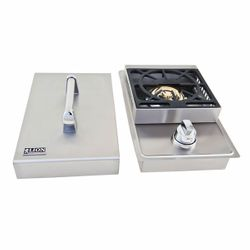 Lion Single Side Burner -20""