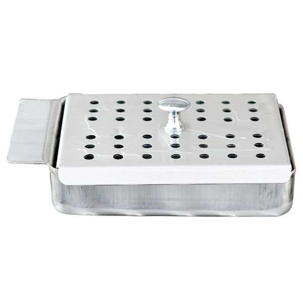Lion Stainless Steel Smoker Box image number 0