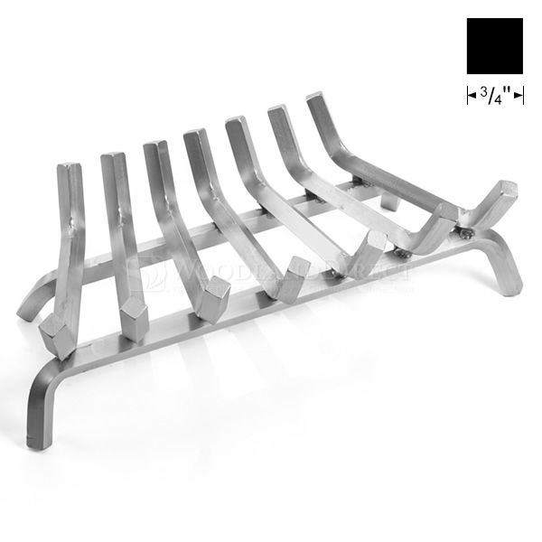 Lumino Stainless Steel ZC Fireplace Grate - Custom image number 0