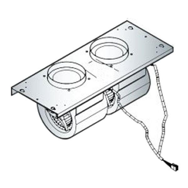 Lynx 1200 CFM Internal Blower Motor image number 0