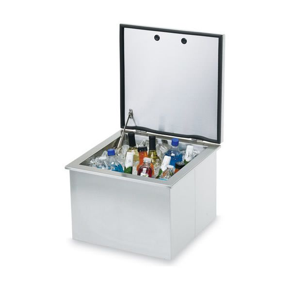 """Lynx 18"""" Drop-In Cooler for Grill Island image number 0"""