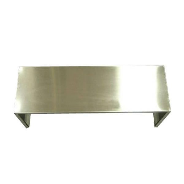 "Lynx 18"" Duct Cover for 60"" Outdoor Vent Hood image number 0"