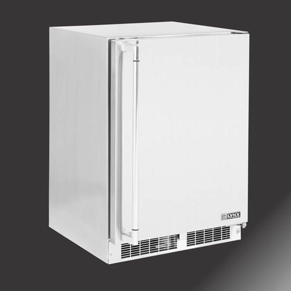 """Lynx Outdoor Refrigerator for BBQ Island - 24"""" image number 0"""
