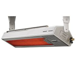 "Lynx Eave-Mounted 48"" Patio Heater - NG"