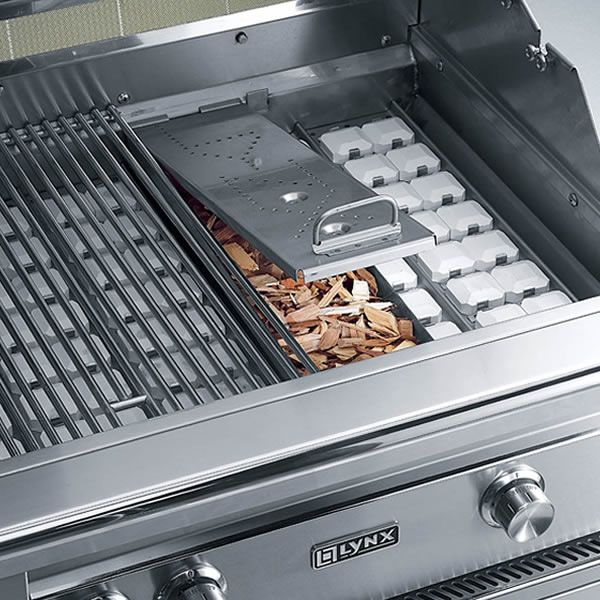 "Lynx Professional Built-In Gas Grill - 27"" image number 2"