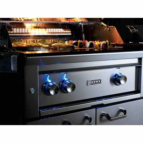 "Lynx Professional Built-In Gas Grill - 27"" image number 3"
