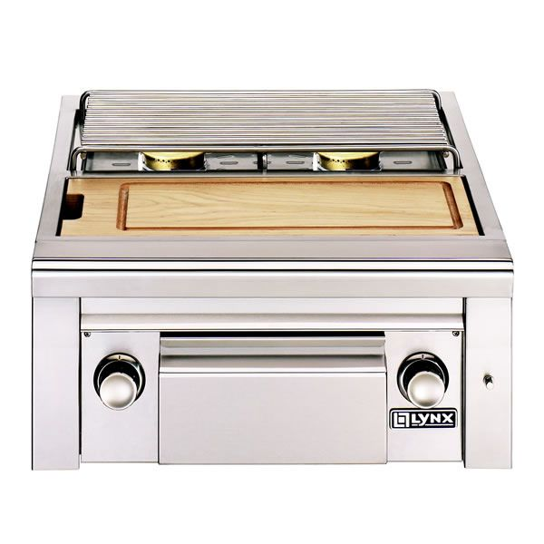 Lynx Professional Built-In Double Side Burner & Prep Station image number 0