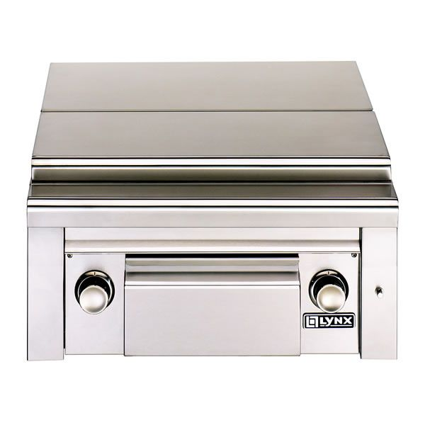 Lynx Professional Built-In Double Side Burner & Prep Station image number 1