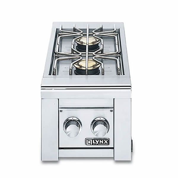 Lynx Professional Built-In Double Side Burner image number 0