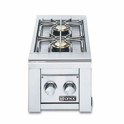 Lynx Professional Built-In Double Side Burner