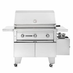Lynx Sedona ADA Compliant Cart-Mount Gas Grill - 36""
