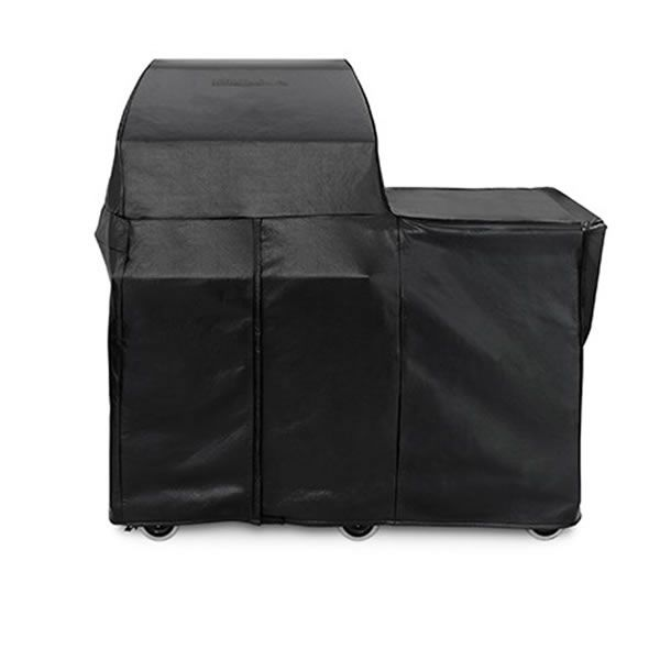 Lynx Smoker Mobile Kitchen Cart Cover image number 0