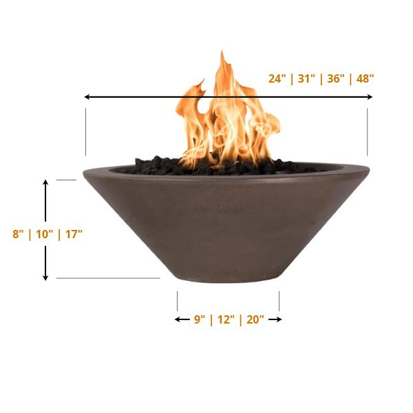 Cazo Fire Bowl image number 1