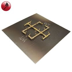 "180,000 BTU Square Match Lit Crossfire Burner System - 30"""